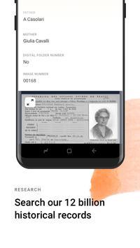 MyHeritage स्क्रीनशॉट 3