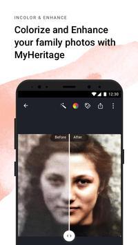 MyHeritage स्क्रीनशॉट 5
