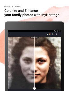 MyHeritage स्क्रीनशॉट 11