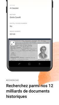 MyHeritage capture d'écran 4
