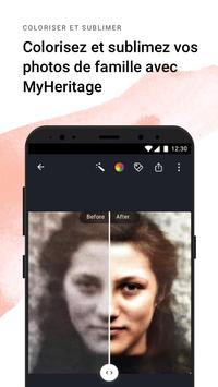 MyHeritage capture d'écran 5