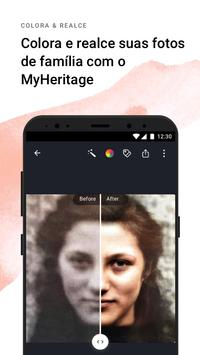 MyHeritage imagem de tela 5