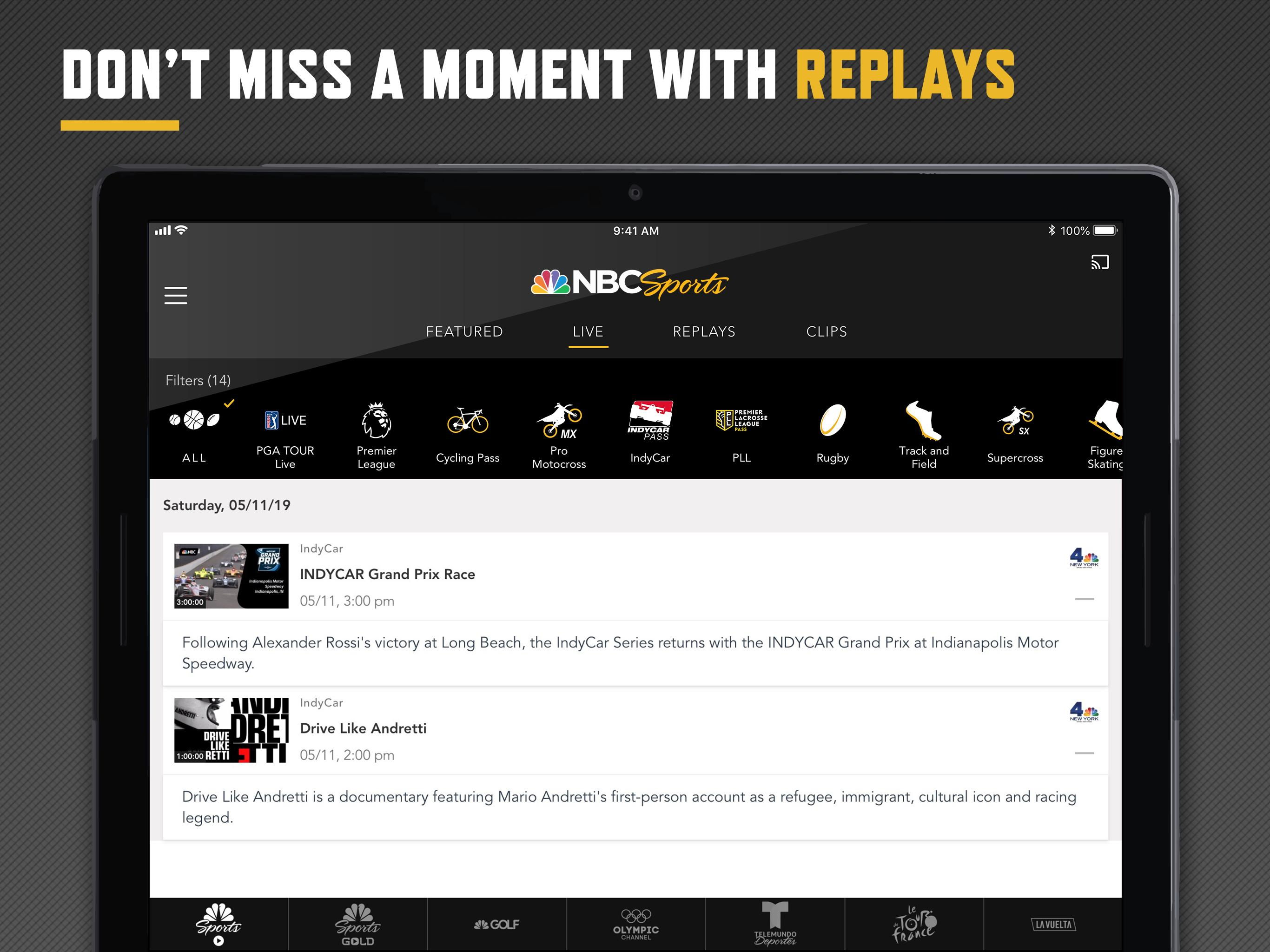 NBC Sports for Android - APK Download