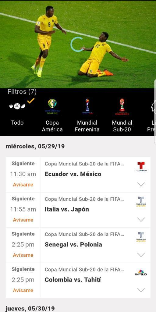 Telemundo Deportes for Android - APK Download