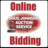 Doug Johnson Auction Service Live icon