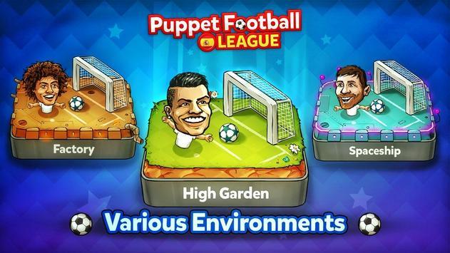 4 Schermata Puppet Soccer 2019: Football Manager