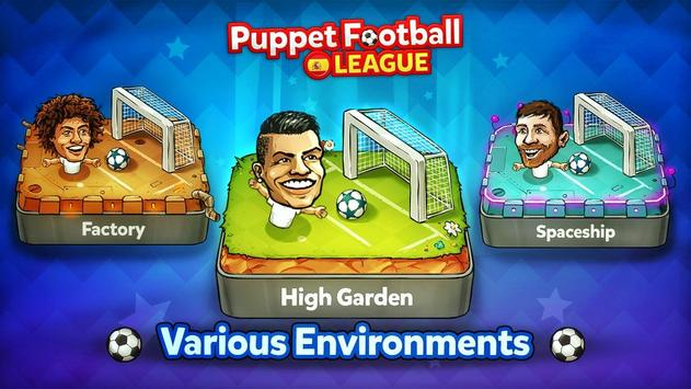 8 Schermata Puppet Soccer 2019: Football Manager