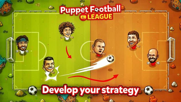 1 Schermata Puppet Soccer 2019: Football Manager