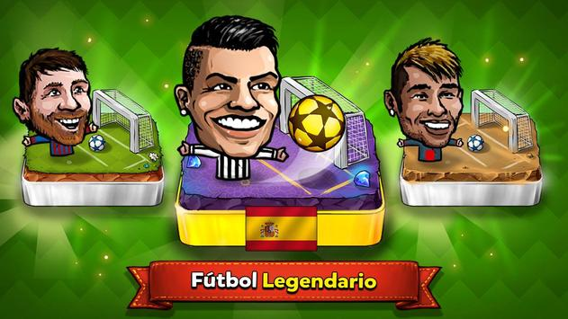 ⚽ Campeones de fútbol de títeres - Liga ❤️🏆 Poster