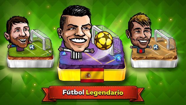 ⚽ Campeones de fútbol de títeres - Liga ❤️🏆 captura de pantalla 10