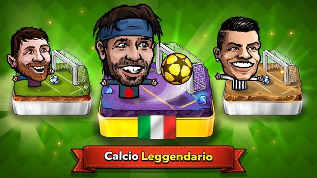 Poster ⚽ Puppet Calcio Champions – League ❤️🏆