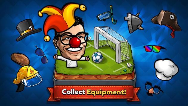 4 Schermata ⚽ Puppet Calcio Champions – League ❤️🏆