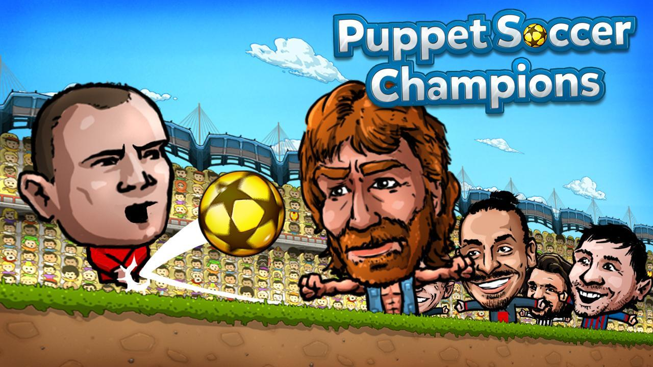 ⚽ Puppet Soccer Champions – League ❤️? for Android - APK Download