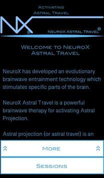 NeuroX Astral Travel screenshot 1