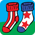 Strange socks