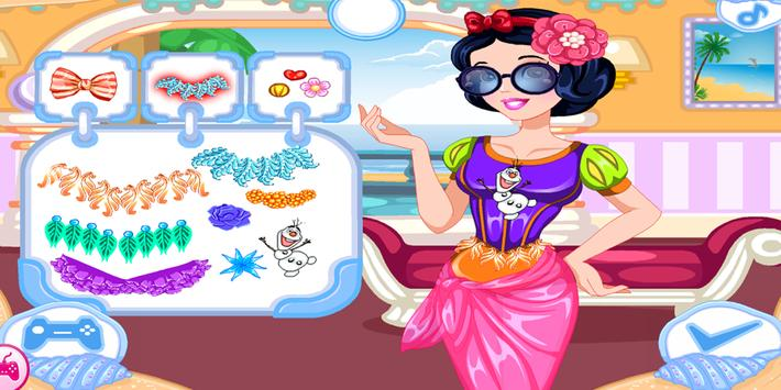 Game Girls Princess of fashion screenshot 13