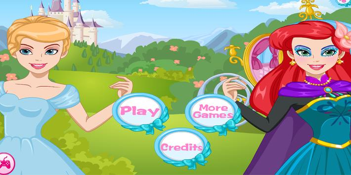 Game Girls Princess of fashion screenshot 1