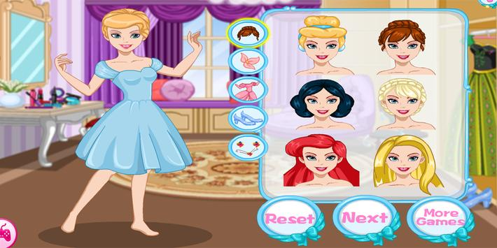 Game Girls Princess of fashion screenshot 22