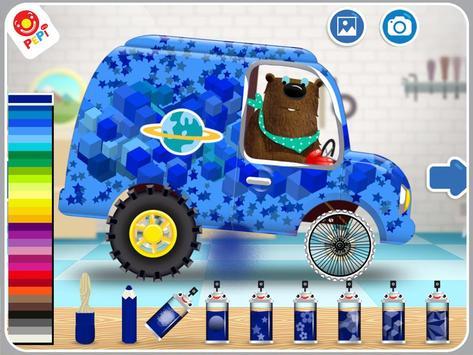 Pepi Garage imagem de tela 5