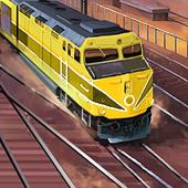 Train Station: محاكي نقل بقطار بضائع أيقونة