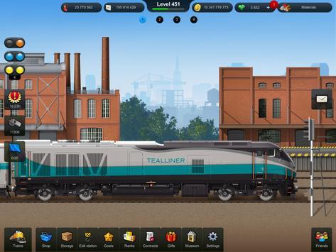 Train Station: محاكي نقل بقطار بضائع تصوير الشاشة 15