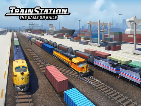 Train Station: محاكي نقل بقطار بضائع تصوير الشاشة 16