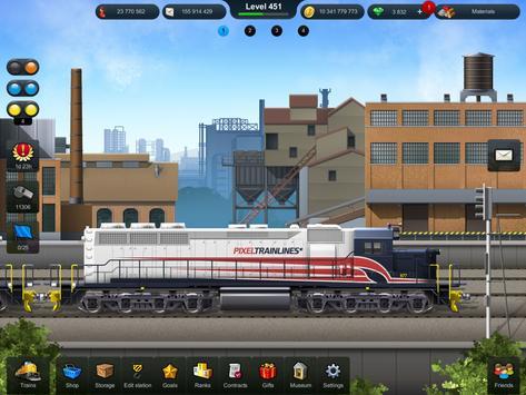 Train Station: محاكي نقل بقطار بضائع تصوير الشاشة 4
