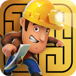 Diggy's Adventure: Escape this 2D Mine Maze Puzzle APK