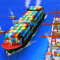 Sea port: Ship Simulator & Strategy Tycoon Game