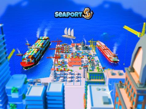 Sea Port: Ship Transport Tycoon & Business Game screenshot 23