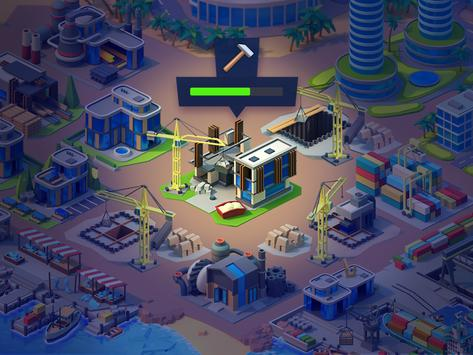 Sea Port: Ship Transport Tycoon & Business Game screenshot 4