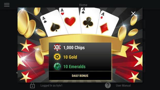 Pocket Poker Room screenshot 3