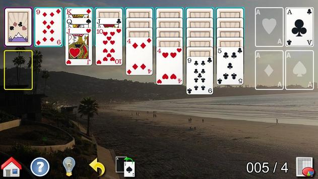 All-in-One Solitaire FREE screenshot 1