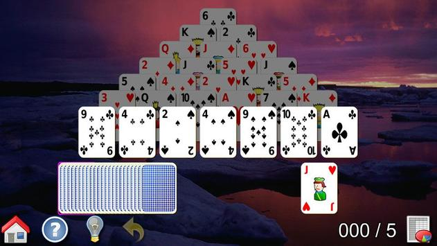 All-in-One Solitaire FREE screenshot 3