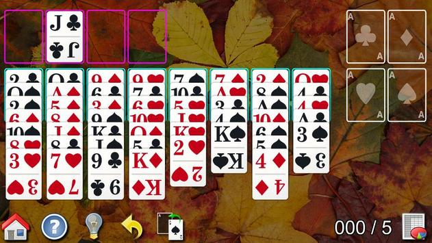 All-in-One Solitaire FREE screenshot 4