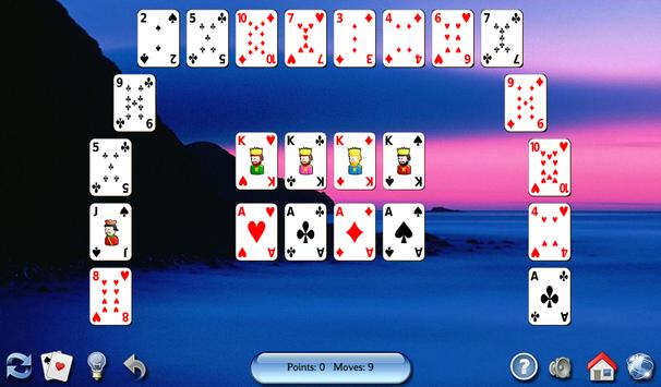 All-in-One Solitaire FREE screenshot 7