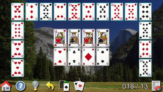 All-in-One Solitaire FREE screenshot 9