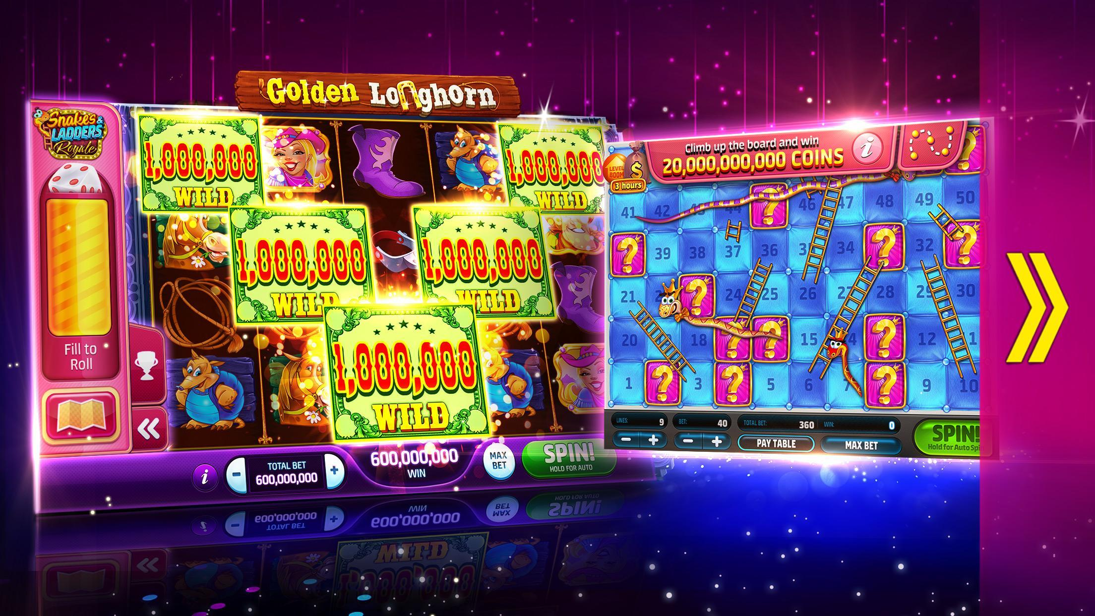 Slot machine games on facebook