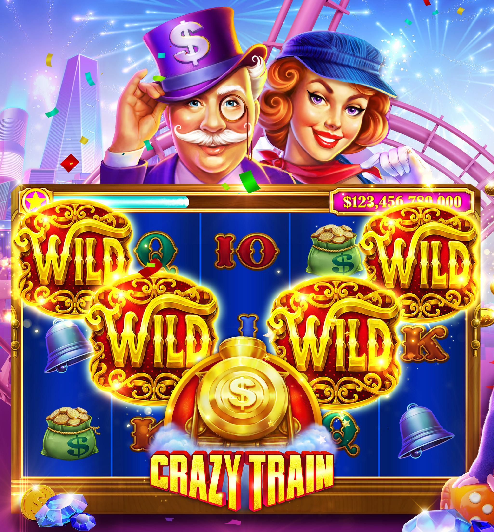 Slotomania Free Slots Casino Slot Machine Games For Android Apk Download