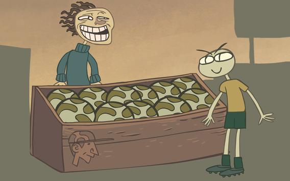 Troll Face Quest: Sports Puzzle screenshot 14