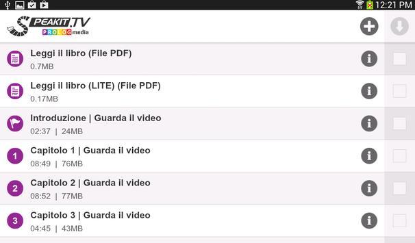 Italian  - SPEAKit! (d) screenshot 2