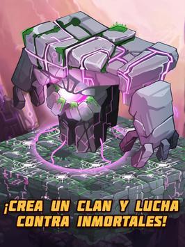 Clicker Heroes captura de pantalla 19