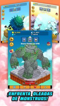 Clicker Heroes captura de pantalla 3