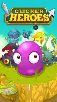 Clicker Heroes captura de pantalla 6