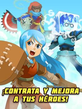 Clicker Heroes captura de pantalla 9