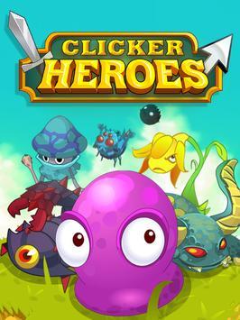 Clicker Heroes capture d'écran 20