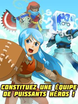 Clicker Heroes capture d'écran 9