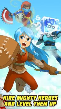 Poster Clicker Heroes
