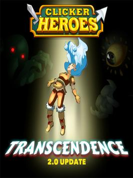 10 Schermata Clicker Heroes