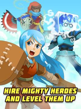 9 Schermata Clicker Heroes